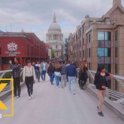 LONDON PART 4 Urban Walking Tour