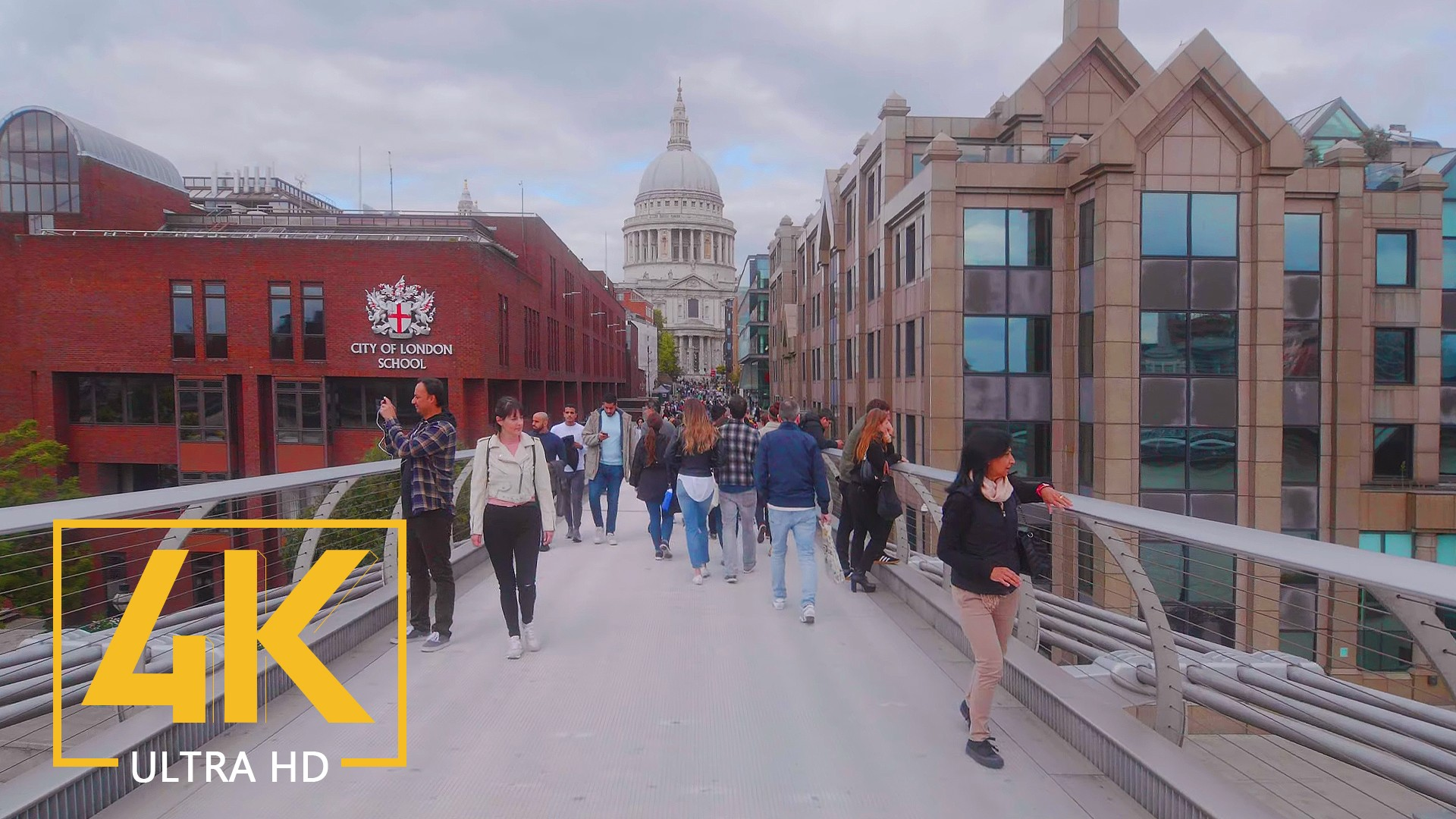 LONDON PART 4 Urban Walking Tour
