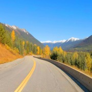 Road trip through Canada Scenic Drive Video PART 1
