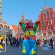 Streets of Riga, Latvia Urban Walking Tour