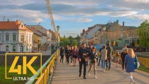 Uzhhorod, Ukraine Urban Documentary