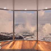 8K WINDOW TO TROPICAL PARADISE 5 RELAX VIDEO 8 HOUR