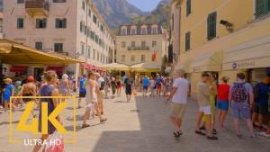Cities of Montenegro part 2 Urban Walking Tour