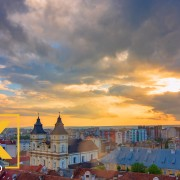 IVANO FRANKIVSK, UKRAINE Urban Documentary TRAILER
