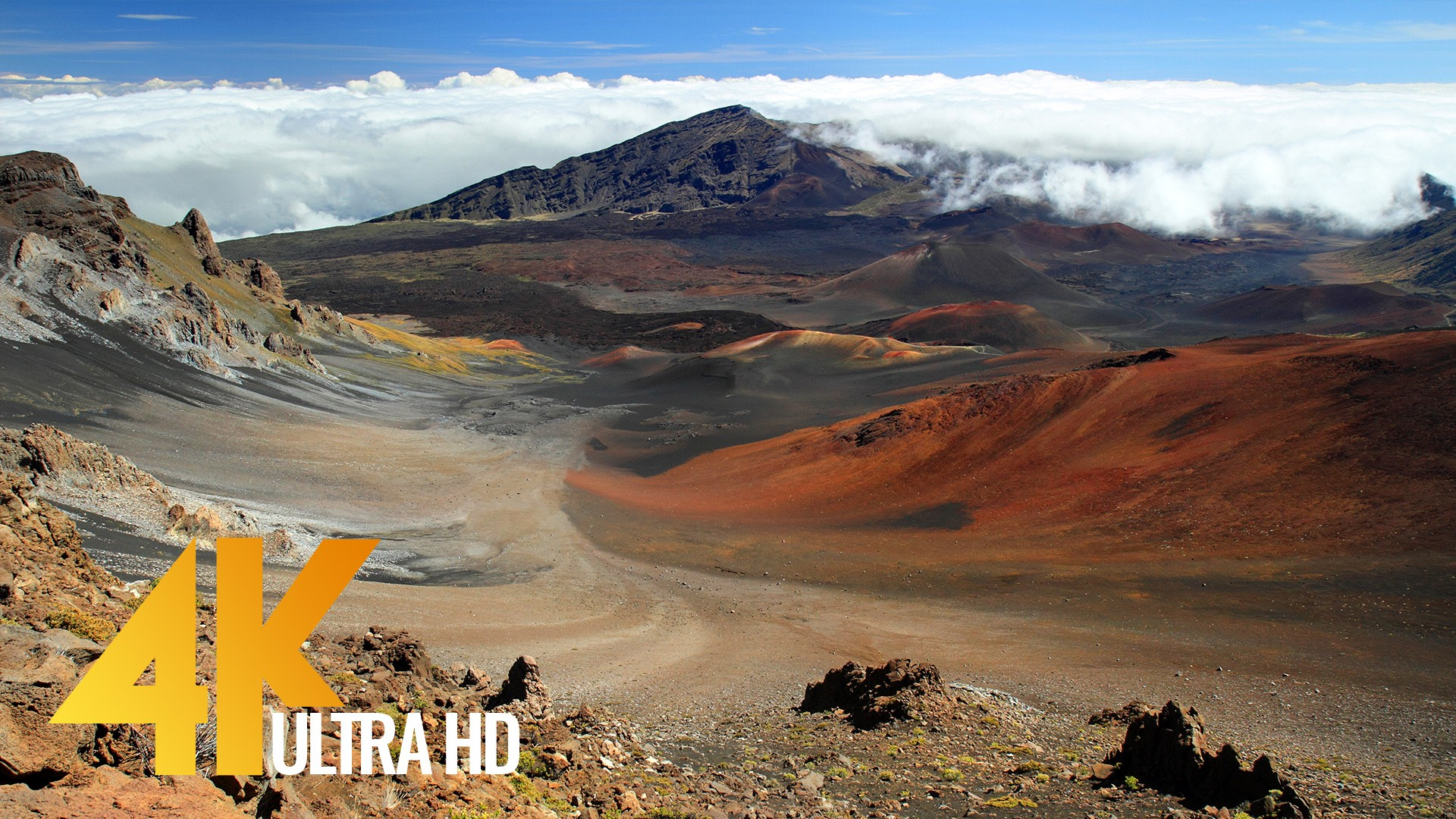 Incredible Landscapes of Haleakala National Park Maui Island