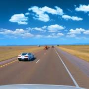 American roads By Truck 2