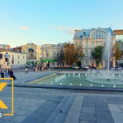 Kharkiv, Ukraine Urban Walking Tour