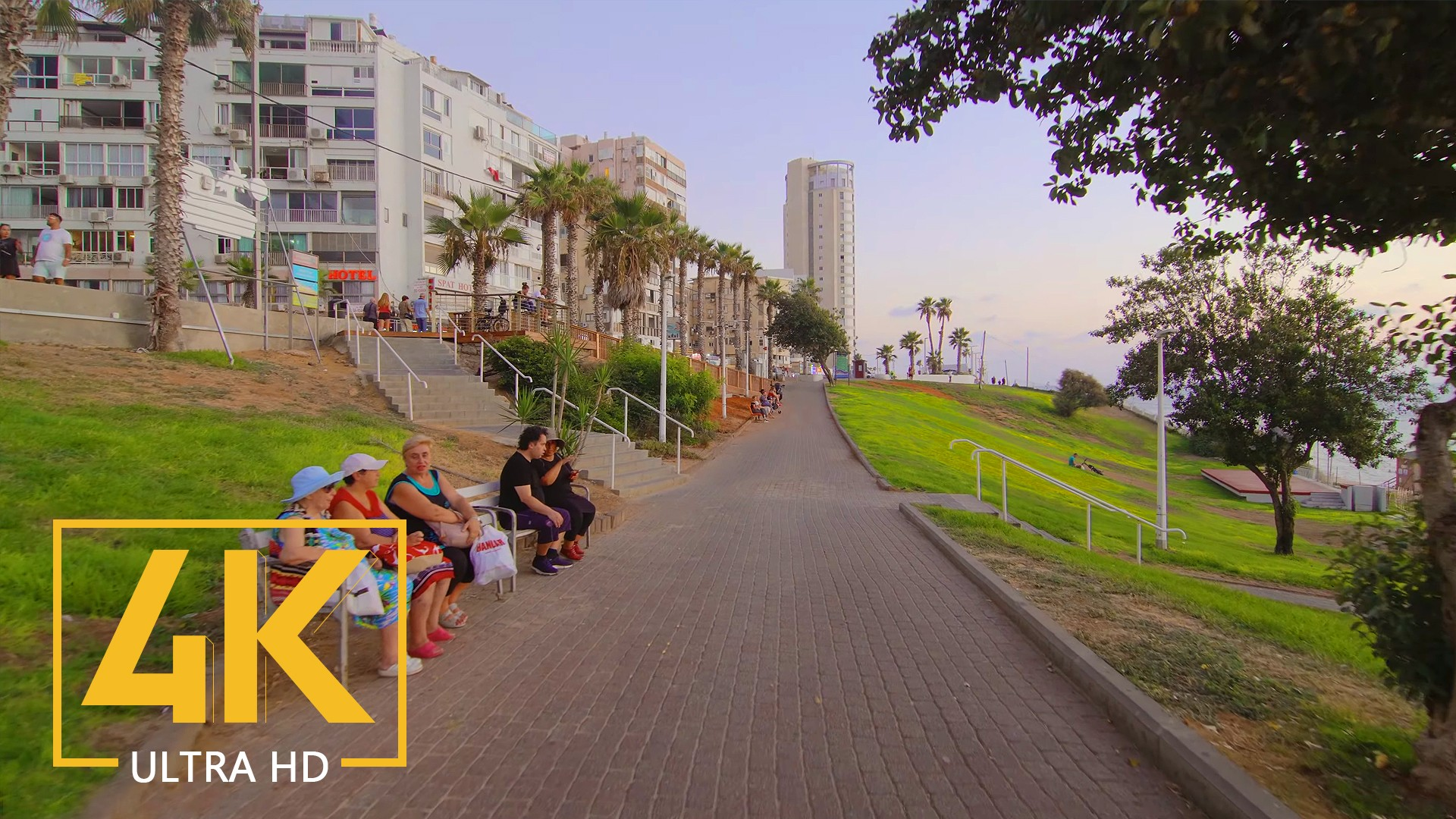 Bat Yam, Israel Urban Walking Tour