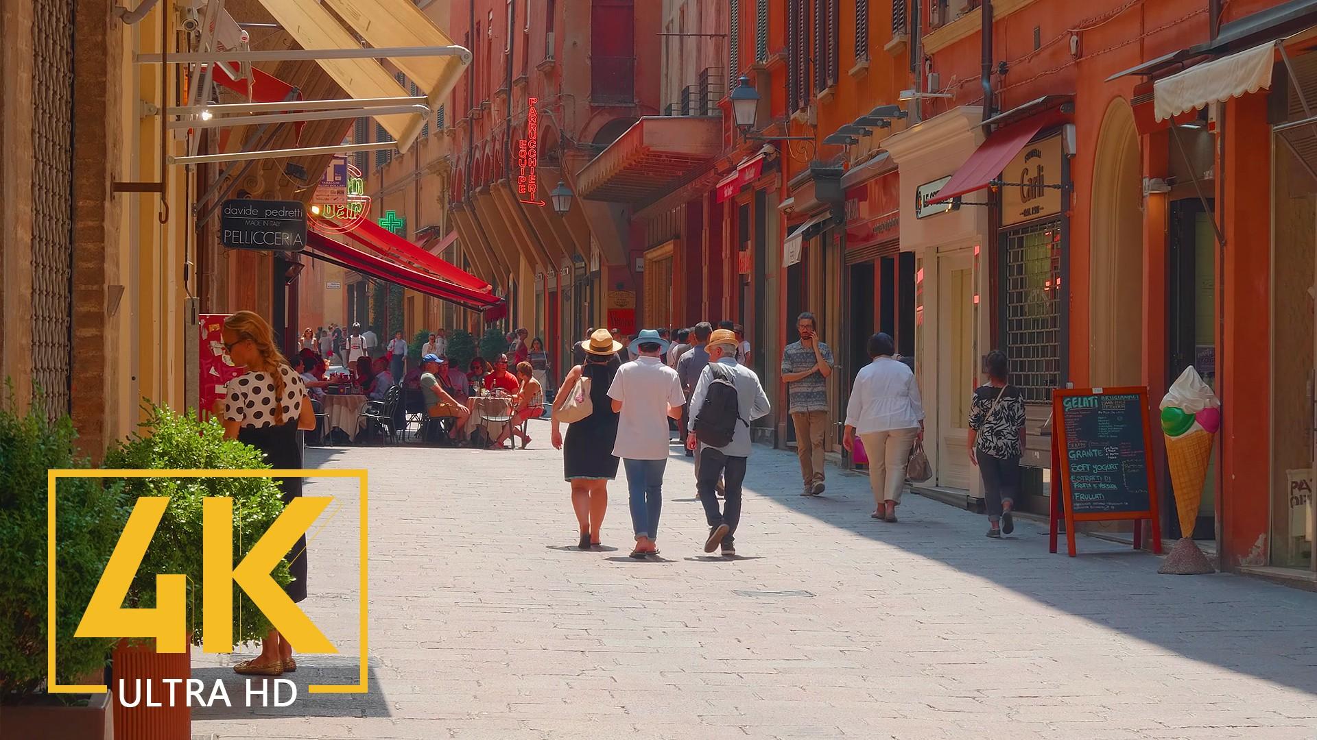 Bologna RELAX you no music city sounds_