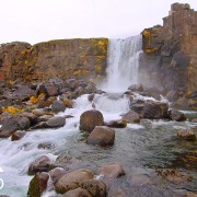 Breathtaking waterfalls of island Part 1