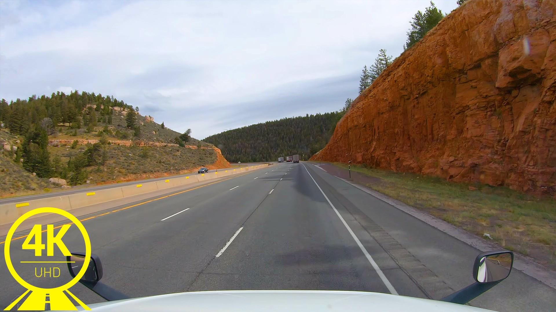 American Roads by Truck PART 7