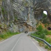 Car Trip through Montenegro Scenic Drive Video