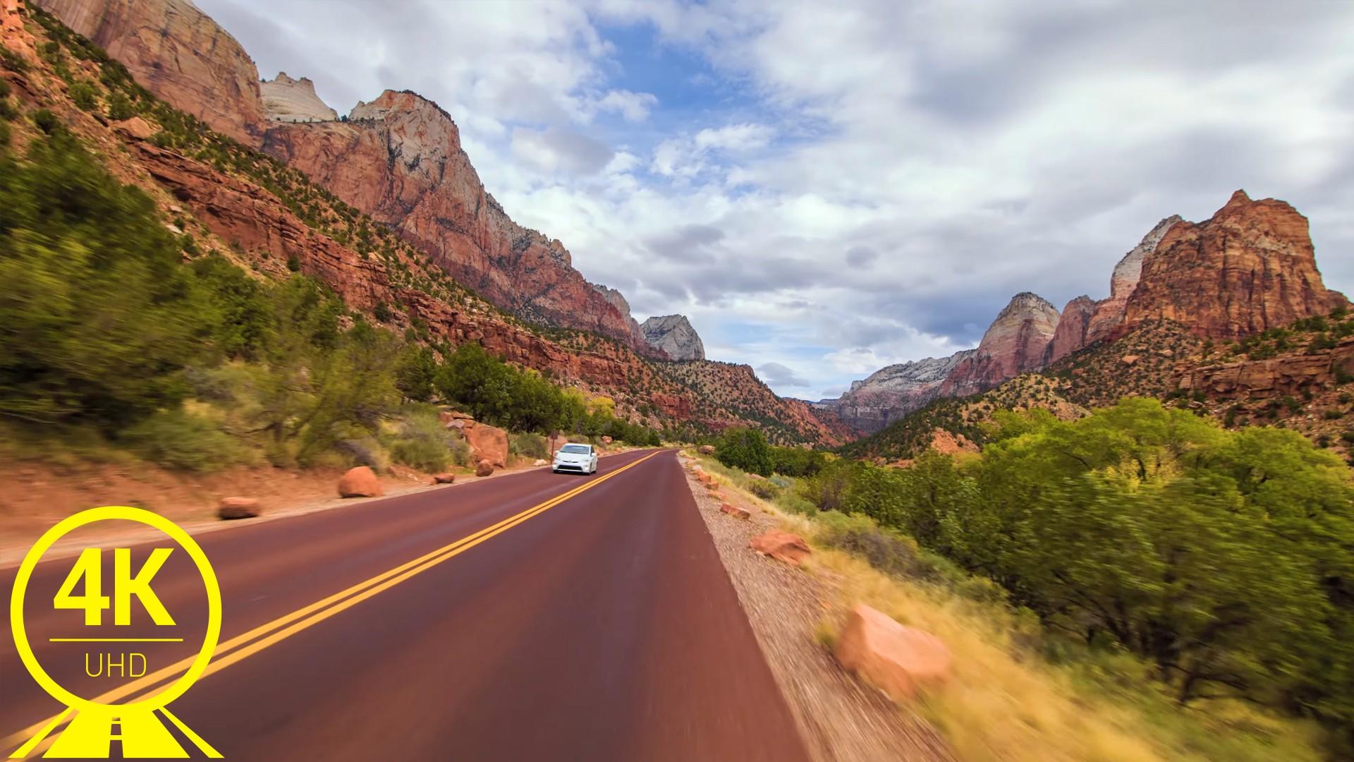 Road Trip to Zion National Park, Utah