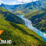 Birds Eye View of Albania SHORT VERSION