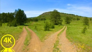 Picturesque roads of South Ural Part 2