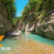 Osumi Canyon, Albania