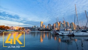 Autumn Charm of Vancouver Waterfront