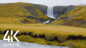 Breathtaking Waterfalls of Iceland Part 5