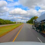 American roads by truck 10