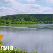 Fascinating Serenity of Yuryuzan River
