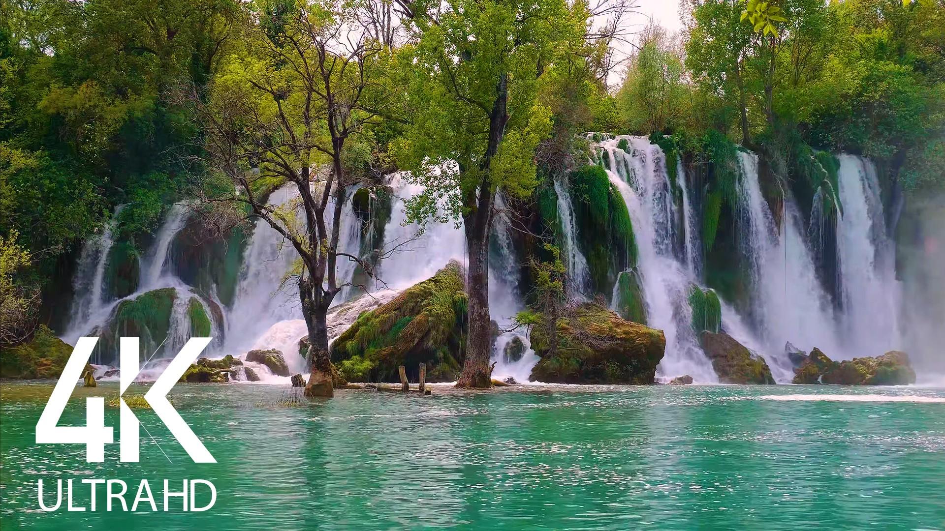 Bosnia and Herzegovina The waterfalls of Jajce and Kravica