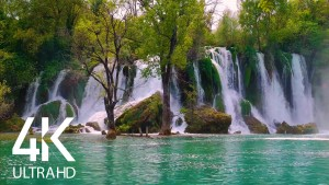 Bosnia and Herzegovina The waterfalls of Jajce and Kravica
