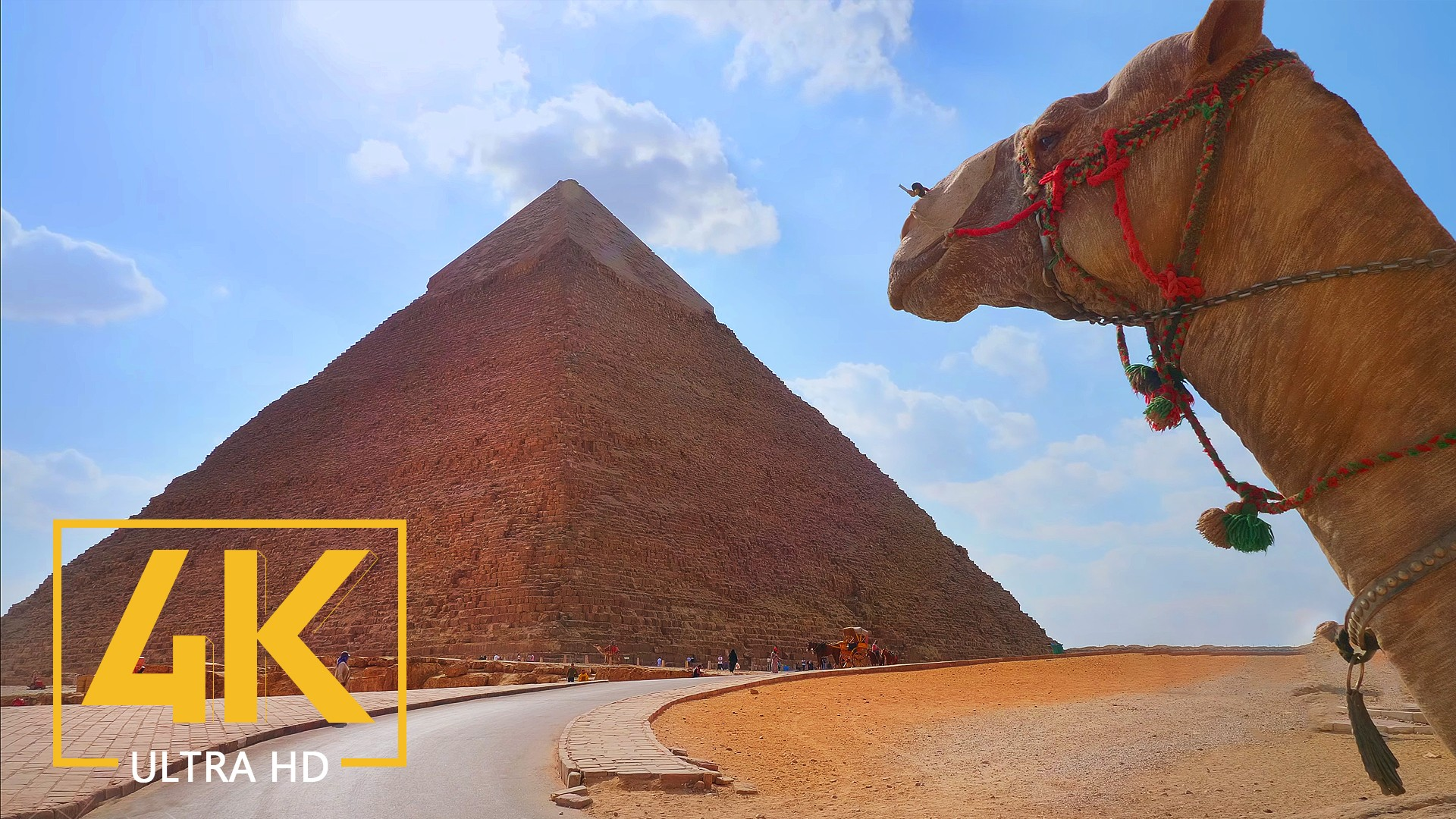 EGYPT The Pyramids & Temples