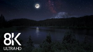 MAGICAL NIGHT AT REFLECTION LAKE 10 Hours YOUTUBE