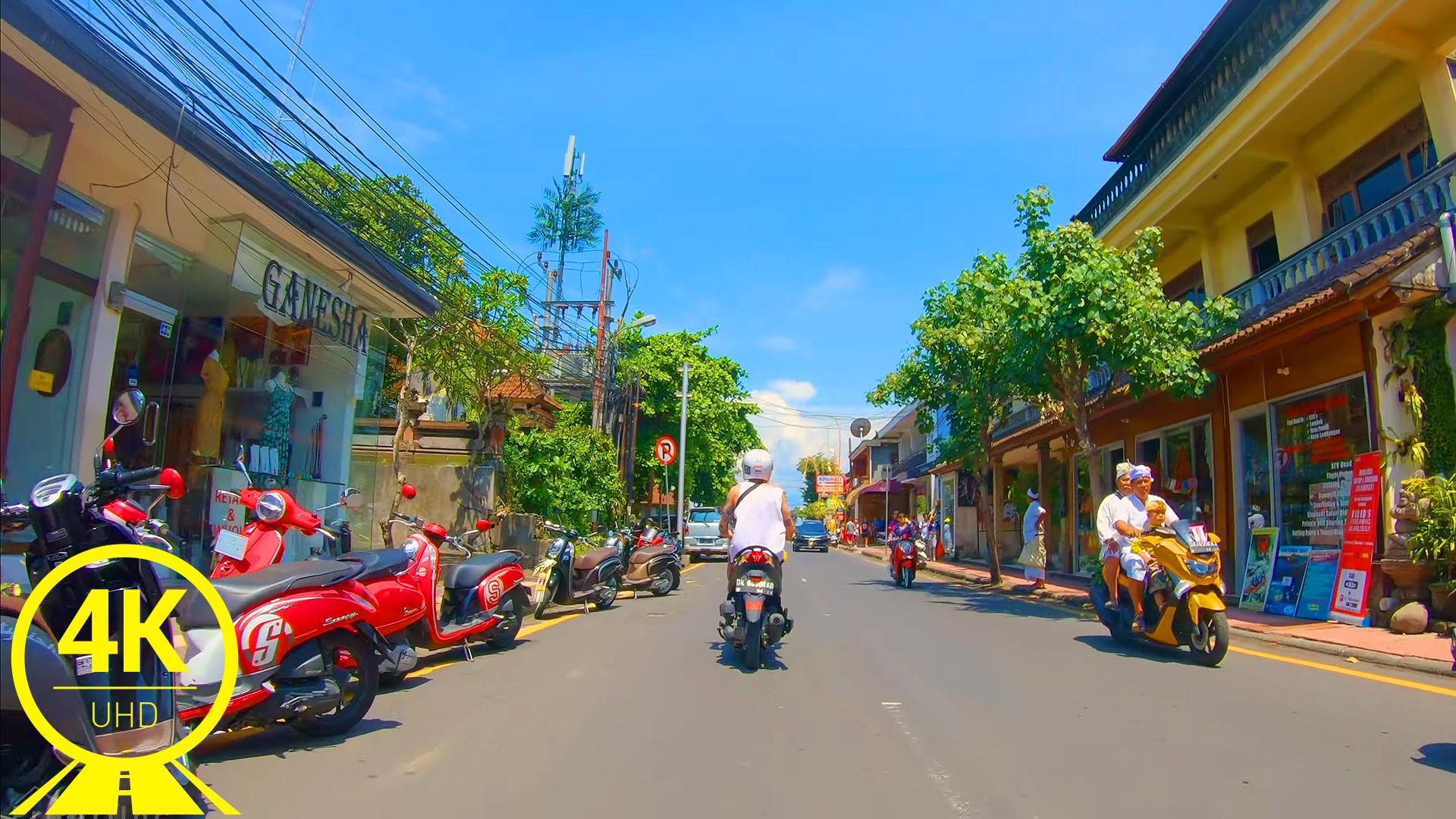 Roads of Bali, Indonesia PART 1