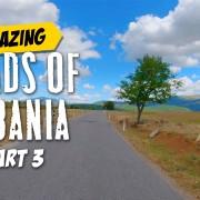 Roads of Albania. Part 3