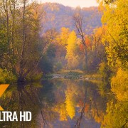 Autumn gold and silver South ural Russia Short Preview