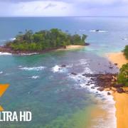 Bird's Eye View of Madagascar Aerial Relax