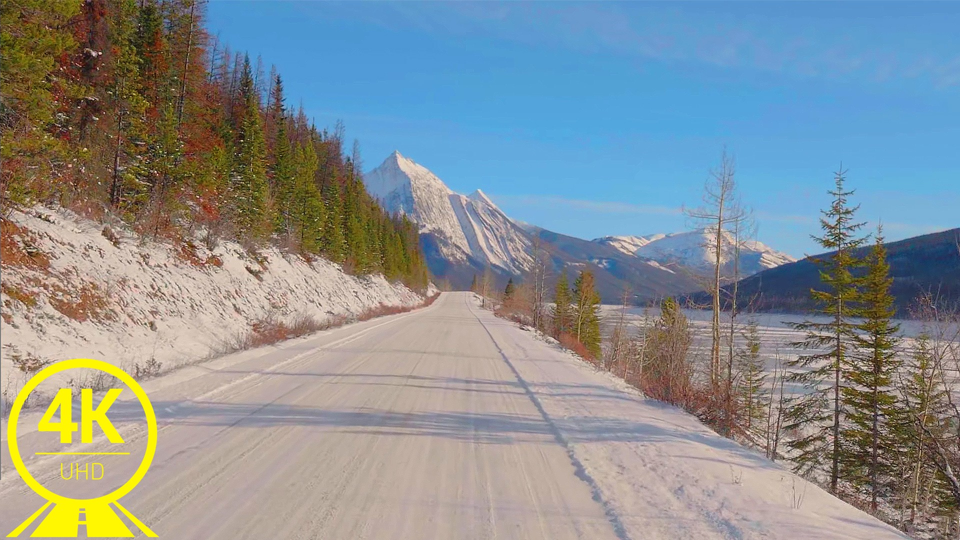 Jasper National Park Scenic Drive Part 2