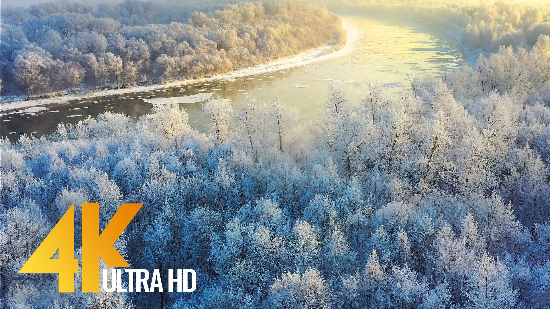 Lighter Than The Wind, South Ural Russia Aerial Relax
