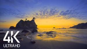 Sunset at ocean beach episode 1