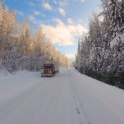 Winter Roads of Canada. Part 4