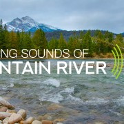 4k Amazing Serenity of the mountain river 8 Hours YOUTUBE1