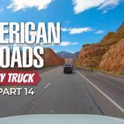 4k American roads by truck 14 YOUTUBE