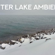 4k_Falling_Snow_At_The_Lake_Nature_Relax_Video_8_Hours_YOUTUBE