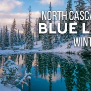 Winter_Scenery_of_Blue_Lake,_North_Cascades_National_Park_8K_360°