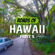 4k Hawaii roads front 5 Scenic drive video YOUTUBE