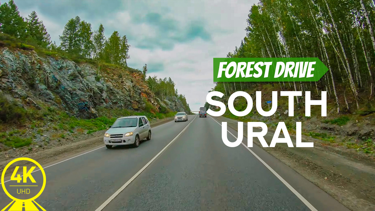 4k_From_The_Deep_Forest,_South_Ural,_Russia_Senic_Drive_Video_YOUTUBE