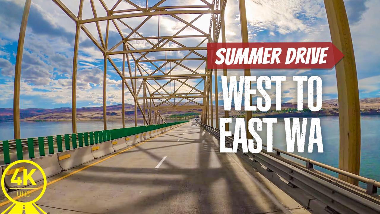 4k_I_90_ROAD_WEST_WASHINGTON_STATE_SUMMER_Scenic_Drive_Video_YOUTUBE