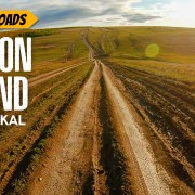 4K_Scenic_Drive_Video_for_Indoor_Training_Dirt_Road_Drive_along