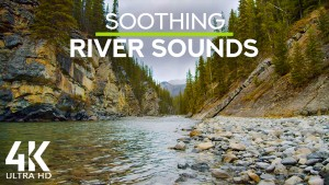 8_Hours_of_Soothing_River_Sounds_for_Study_and_Work_4K_Cascade_River