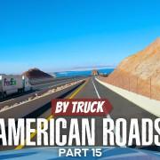 4k American roads by truck 15 YOUTUBE