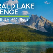 4K Emerald Lake Canada NATURE RELAX VIDEO 8 hours YOUTUBE