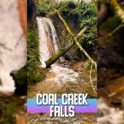 4k_Coal_Creek_Falls,_Bellevue_Vertical_Display_Video_3_HOURS_YOUTUBE
