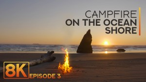 8k_Campfire_On_The_Ocean_Shore_Episode_#3_NATURE_RELAX_VIDEO_8_hours